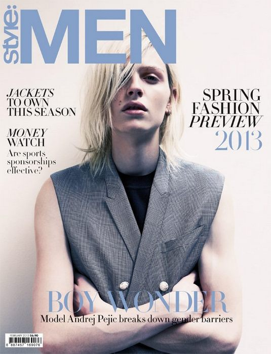[Fashion] : Spring Magazine Covers – URBANLUNCH
