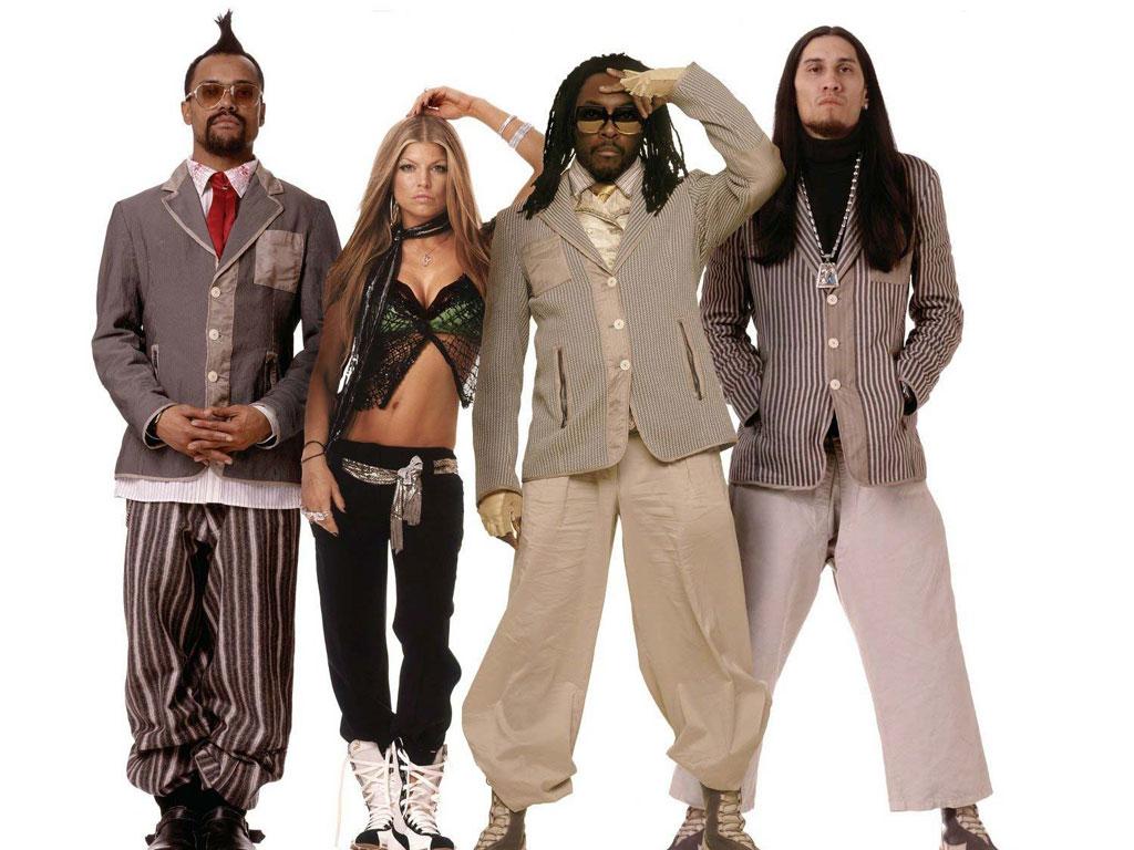Black Eyed Peas – Pump It – URBANLUNCH